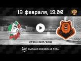 «Барс» Казань - «Молот-Прикамье» Пермь