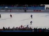 Хоккей. Зауралье - Рубин. 2 период