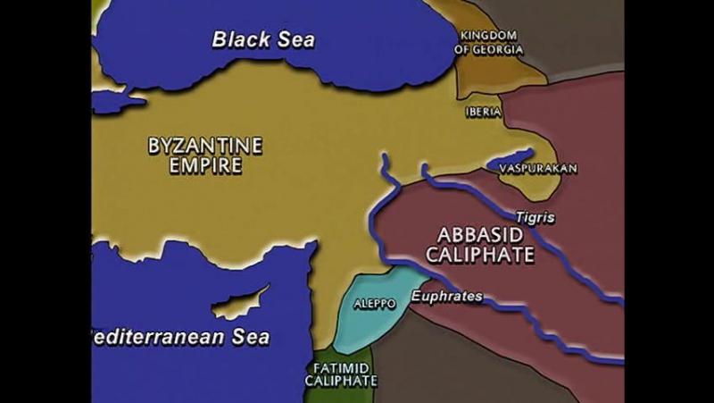 18 Imperial Zenith - Basil II