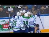 Бурдасов пробивает Гарипова