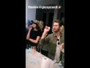 Brett Gursky on Instagram Stories 04.02.18
