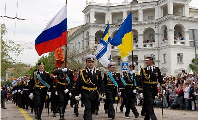 День победы и кремлевские технологии