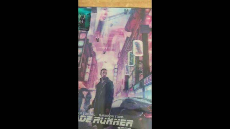 Blade Runner 2049 HDzeta 4K UHD BD Lenticular
