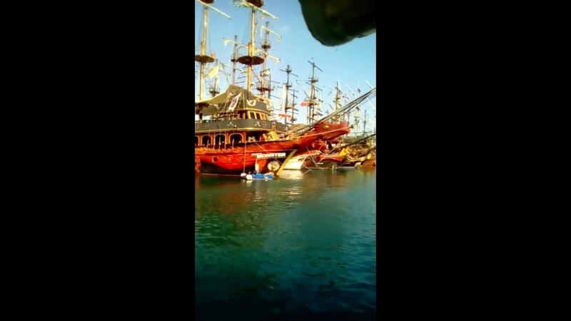 Пираты Средиземного моря