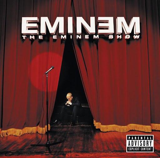 Eminem альбом The Eminem Show (Explicit Version)