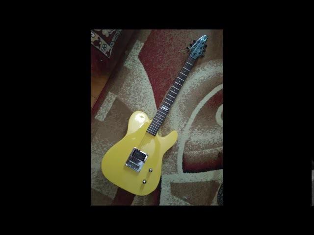 Palmer PGA-05 mix guitar sound Lace Alumitone Humbucker Deathbucker