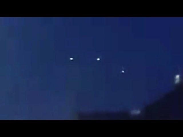 UFOs over Oklahoma State Fair (Oklahoma City)