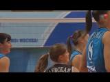 Волейбол Чемпионат России Динамо Москва - Заречье 19_11_2017