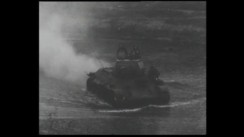 Т-34-76, СУ-76 (Восточная Пруссия)