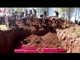Курганская область г. Далматово Военно-патриотический поисковый отряд