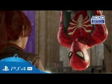 Marvel's Spider-Man   PGW 2017 Trailer   PS4