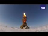 Видео пуска модернизированной ракеты российской ПРО