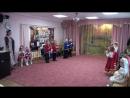 русский танец с ложками