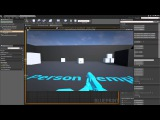 Unreal Engine 4. Blueprint. Урок 1. Создаем кнопку