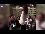 Video  Russian belly dancer is detained in Egypt for dancing