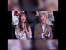 Hanbin with sister(dance)