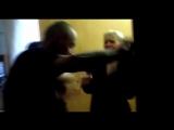 Жена застукала пьяного мужа с любовницей  Уличные драки RU
