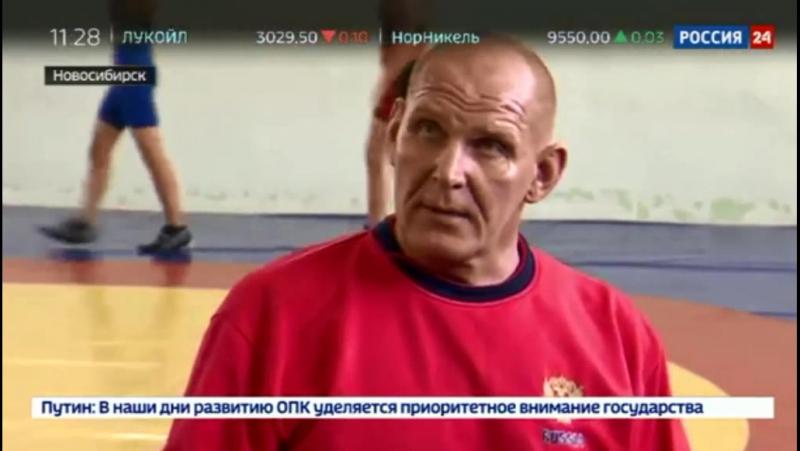 Александру Карелину исполнилось 50 лет!