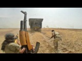 Syria War GoPro Combat - Syrian Rebel Assault On Syrian Army Position During Heavy Clashes in Hama