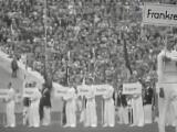 Команда Франции на Олимпиаде 1936 года в Германии. Победители по жизни