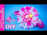 Diadema de Lentejuelas y Tul  / Sequin and Tulle Headband | Video# 52 | SDetalles | DIY
