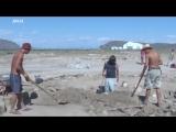Изучению кургана Туннуг - одного из самых ранних захоронений эпохи скифов в Туве