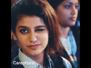 Oru Adaar Love   Malayalam Song  Priya P varrier   Cute Scene Remix