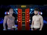 Diego Silva vs. Khusein Shaikhaev