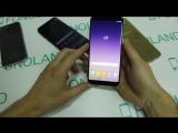 Точная копия-реплика Samsung Galaxy S8-Samsung Galaxy S8 Plus на базе процессора MTK (6582, 6595)(!)