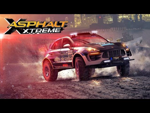 Asphalt Xtreme - Update 7 Trailer - The Porsche update!!