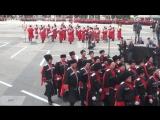 Парад казаков 21.04.18 Краснодар