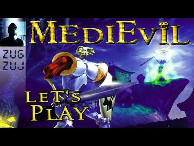 Lets Play MediEvil (German) Vol.1