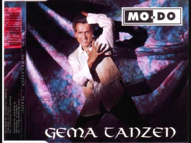 MO DO GEMA TANZEN Extended Mix Summer 1995