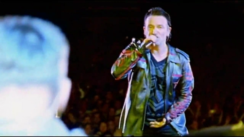U2 - Where The Streets Have No Name (Live Slane Castle)