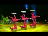 CIRQUE DU SOLEIL OVO Amazing Juggling Act