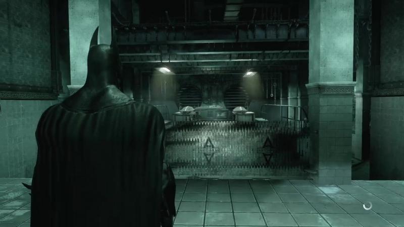 Batman Return to Arkham - Arkham Asylum
