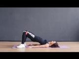 Фитнес-резинка Esonstyle Упражнения для ягодиц с резинкой