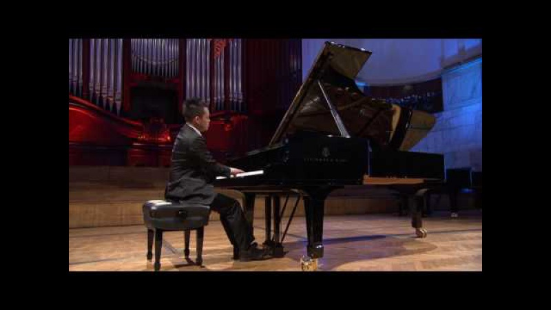 Takaya Sano – Scherzo in E major, Op. 54 (first stage, 2010)
