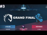 Liquid vs NewBee RU Grand Final #3 (bo5) ESL One Genting 2018 Minor 28.01.2018