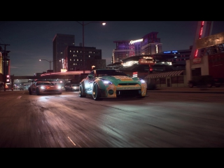 Need For Speed Payback  трейлер к запуску игры