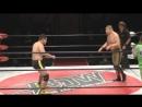 Yuichi Taniguchi Frank Atsushi vs Kikutaro Yuki Morihiro BJW