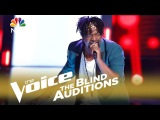 The Voice 2018 Blind Audition - D.R. King