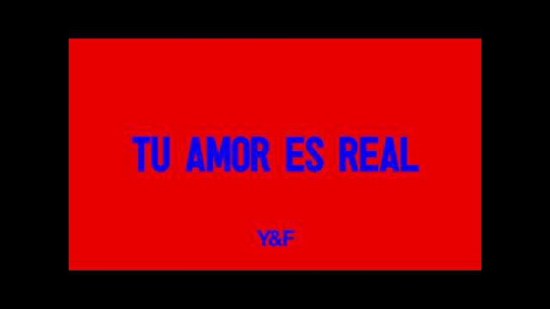 Tu Amor Es Real - Hillsong Young Free