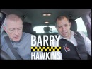 Driving with Davis Barry Hawkins