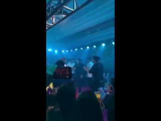 VIDEO Ranveer Kapoor, Salman Khan, Shah Rukh Khan And Anil Kapoor dancing with our couple .mp4