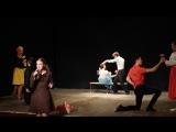 Соня Тесленко (2 драматический) с песней Жака Бреля La valse