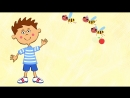 V-s.mobiСБОРНИК 2 - ЕДЕТ ТРАКТОР 50 минут 8 развивающих песенок мультиков для детей про трактора и машинки.mp4