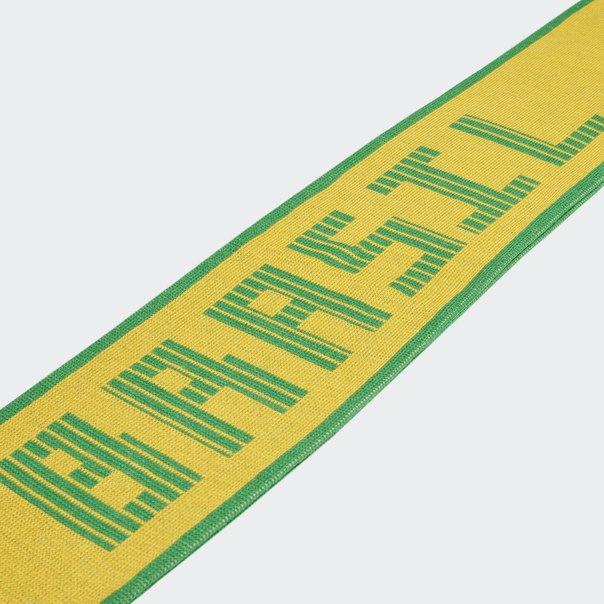 Шарф для болельщика сборной Бразилии