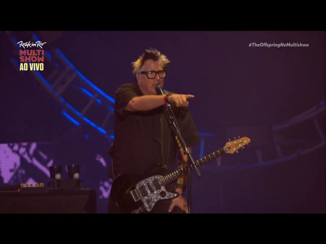 The Offspring - Rock In Rio (Full Show - 24/09/2017)