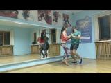 Импровизация Денис Новиков и Анастасия Павленко   Бачата в Самаре   DL   2018